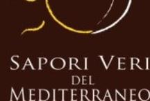 Prodotti tipici della dieta mediterranea / www.saporiveridelmediterraneo.com