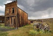 Bodie State Historic Park (Bodie Ghost Town)