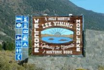 Lee Vining, CA