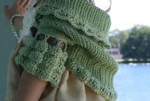 Crochet Bolero, Gilet, Shrug ....