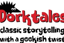 Dorktales - Storytelling / Classic fairy tales with a geekish twist