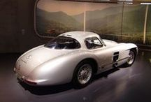 MERCEDES - BENZ MUSEUM / STUTTGART - GERMANY / PHOTOS OF OUR VISITING AT 2008 - ENJOY!