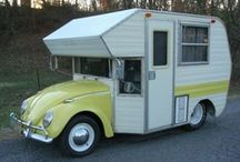 MOTORHOMES / We love motorhomes! They are just amazing....