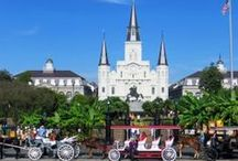 New Orleans Tourist Sites / Places to see and visit while in the New Orleans area. Come Visit us in New Orleans!