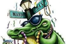 New Orleans Mardi Gras / New Orleans Mardi Gras