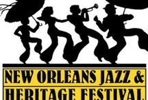 New Orleans Festivals / New Orleans has a festival for everyone to enjoy and for any occasion imaginable.