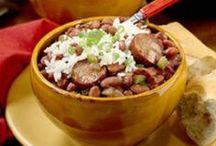NOLA Recipes  / Delicious New Orleans recipes.