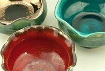 Dekoracje wnętrz handmade / ceramika i szkło artystyczne, tkaniny dekoracyjne