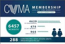 What's new at CVMA / California Veterinary Medical Association, Sacramento, CA. Pursuing excellence in the veterinary profession. Contact the CVMA @ 916.649.0599 | staff@cvma.net | www.cvma.net. / by CVMA