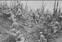 Le 16 avril 1917 / Le 16 avril 1917, à 6 heures du matin, des milliers d'hommes s'élancent à l'assaut des positions allemandes. C'est le début de la grande offensive lancée par le Général Nivelle au Chemin des Dames. Une opération dont l'échec sanglant est un des facteurs déclencheurs des « mutineries » (mouvement de désobéissance). Les combats se poursuivent tout l'été 1917. Ils s'achèvent, fin octobre, par la prise du fort de la Malmaison qui amène les Allemands à se replier au nord de l'Ailette.