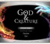 God & Creature / God & Creature is a project of redesign of an existing game created by Lionhead Studios, called Black & White. This project offers a new way of interaction and gameplay of the old game, now directed for the general public and for platforms as tablets and touchscreen devices.