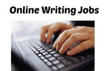 Online Writing Jobs for Teens / Tips and advice on how to make money with online writing jobs