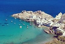 Summer in the Cyclades islands (Greece) / Pictures from the Cyclades islands in Greece