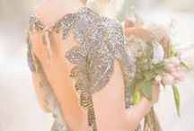 Wedding dresses / Gorgeous contemporary dresses for the Blue Meadow Bride