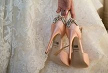 Wedding shoes / Wedding shoes for the Blue Meadow Bride