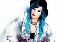 Demi Lovato / My inspiration, my idol
