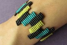macrame / DIY Macrame, macrame ideas, handmade bracelets, earrings, necklaces