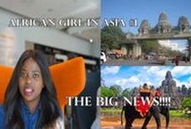 African Girl in Cambodia / Aureliarita Marcellus is one of the faces of Africa Web TV. In the next 4 months, she will be living and working in Cambodia! During her stay there she will try and keep you informed about her journey. Subscribe to the channel and leave your comments to stay in touch.
