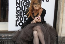 LONDON STREET STYLE / Vogue Fashion Night