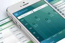 Mobile UI / App / Apps for mobiles or tablets devices