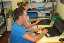 Internship in Spain / #Internships in Spain, in the region of #Malaga. We cooperate with several companies, offering internships. To prepare yourself by learning Spanish: follow our #Online #Spanish program. More info: www.spanish-school-herradura.com/online-spanish  or contact us: info@spanish-school-herradura.com