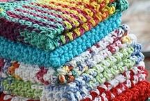 Sew / Knit / Cross / by Rosa Lutan