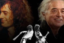 Jimmy Page / by Kathy Kanne Jacobs