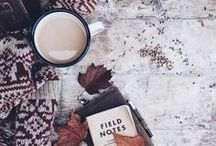 autumnal love / Inspirations and ideas for that time of the year.
