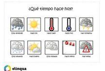 Spanish Vocabulary - Learn Spanish Online / Learn Spanish online with our Spanish vocabulary pinboard.