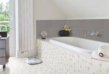 Baños: Un espacio sólo para ti / Donde te refugias del mundo exterior y te tomas el tiempo suficiente para relajarte