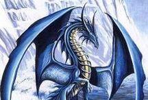 Dragons - in all their fashion of Fantasy / Dragons - in all their fashion of Fantasy / by Cajun Fire
