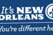 New Orleans in Louisiana - Food to Things to See Travel sites / New Orleans in Louisiana - Food to Things to See Travel sites  / by Cajun Fire