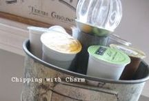 Get Organized / Check out some of these tips to organize your own K-Cups® from Coffee Blenders™!