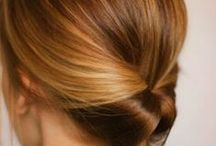 Ponytail Inspirations / Must see ponytail styles