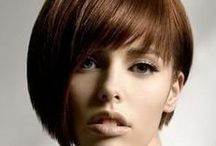 Asymmetrical Hairstyles / View La Unica Salon's inspirational asymmetrical hairstyles