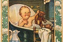 Old fashioned illustration