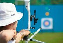 »–Archery –►