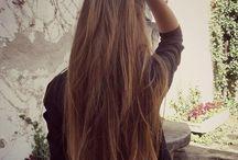 Hair here.