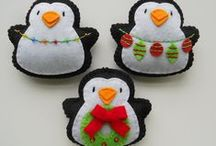 Christmas DIY projects handmade with lots of Love Ideas / Christmas DIY projects handmade with lots of Love find inside the album many Ideas Inspirations many types kind of Crafts Felt Patterns art Embroidery / by Cajun Fire