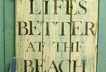 Beach house ideas / Ideas for interiors for future (beach) home :-)