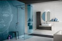 Bathroom / Bathroom furniture in a modern and sophisticated design. In essence, design is a dream, a vision of space interpreted with rational creativity, where beauty, the intelligent use of space and careful selection of materials reign supreme.