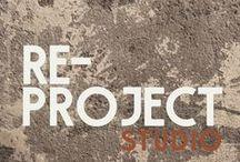 RE-PROJECT STUDIO / Reprojectstudio Uno studio di professionisti che condividono un obiettivo comune, collaborando e moltiplicando le loro risorse allo scopo di sviluppare progetti con un lavoro di squadra, permettendo ad ognuno di sentirsi coinvolto e responsabile trovando motivazioni più forti. Lo studio è in grado di combinare creatività, sensibilità estetica, tendenze del mercato e parametri economici con le competenze tecniche di progettazione e messa a punto del prodotto moda. www.reprojectstudio.com