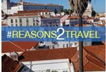 #REASONS2TRAVEL - A TRAVEL LINKUP! / A TRAVEL & LIFESTYLE BLOGGER LINKUP where you can share your travel posts.  Join the #REASONS2TRAVEL linkup every month and participate by tweeting, commenting, pinning and sharing your adventures. / by reasonstodress