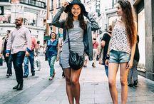 StreetStyle / El estilo de la calle más cercano donde podrás fichar los estilismos de la gente más original de tu ciudad.