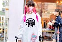 Japan Street style / Découvrez les meilleurs looks japonais !