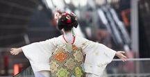 Kimonos / Admirez l'élégance japonaise avec ces magnifiques kimonos !