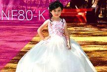 Vestidos de niña para fiesta / Catalogo de Vestidos disponibles en chicdress.com.mx