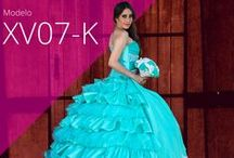 Vestidos de XV años / Catalogo de vestidos de 15 años disponible chicdress.com.mx