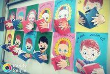 Knihy / O knihách  / Literatúra / Z rozprávky do rozprávky  (Aktivity pre deti v MŠ na tému knihy)
