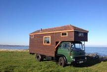 Bedford TK / Bedford TK Motorhome Parker tiny house rolling home